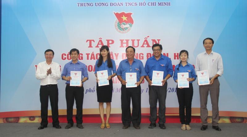 Lớp công tác Đoàn, Hội ngoài khu vực nhà nước