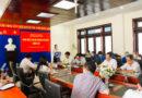 Chi bộ Trường Đoàn Lý Tự Trọng sinh hoạt chuyên đề quý 2/2021 về tư tưởng Hồ Chí Minh