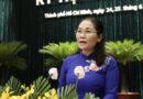 Bà Nguyễn Thị Lệ tái đắc cử chủ tịch HĐND TP.Hồ Chí Minh nhiệm kỳ 2021-2026